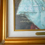 Buttons and Bows - Framed Sandra Kuck Limited Edition Lithograph