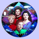 Women of Star Trek - Todd Treadway