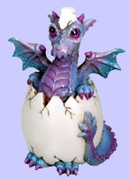 Baby Bindy Dragon Egg