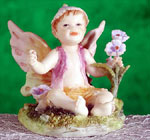 Baby Boy Fairy Figurines