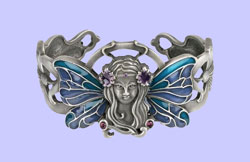Nouveau Fairy Bracelet Costume Jewelry
