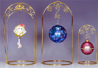 Arched Ornament Stands