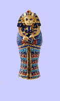 King Tut Jeweled Sarcophagus