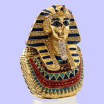 King Tut Jeweled Box