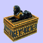 Egyptian Shpinx Box
