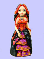 Jasmine Becket Griffith Strangeling Fairies Wolf Countess