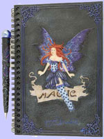Amy Brown Magic Journal Set
