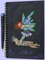 Amy Brown I Do Believe in Fairies Journal Set