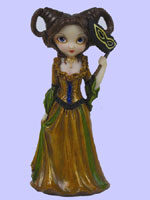 Jasmine Becket Griffith Strangeling Fairies At The Masquerade