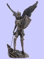 Raguel Statue Angel