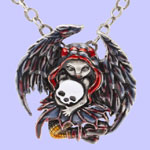 Skull Stealer Necklace