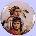 American Indian Heritage - Gregory Perillo Plate