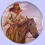 Chief Geronimo Chieftains - Gregory Perillo Plate