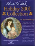 Edna Hibel - Holiday Collection 2001 - A Blessed Holiday