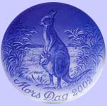 Bing & Grondahl Mother Day Plate