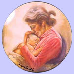 Madre - Motherhood Series - Gregory Perillo Plate
