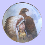 Proud Young Spirits - Gregory Perillo Plates