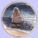 Shores of Wonder Plate - Sandra Kuck