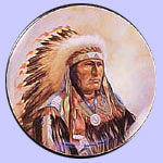 Council of Indian Nations - Gregory Perillo Plate